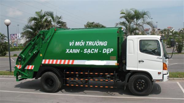 Vận chuyển rác thải