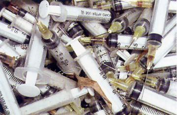 Xử lý rác thải độc hại